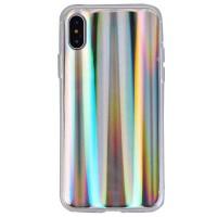Купить TPU+PC чехол Laser Strips для Apple iPhone X (5.8 ), Epik