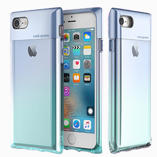 Купить TPU+PC чехол Rock Crystal Series для Apple iPhone 7 / 8 (4.7') за 139 грн