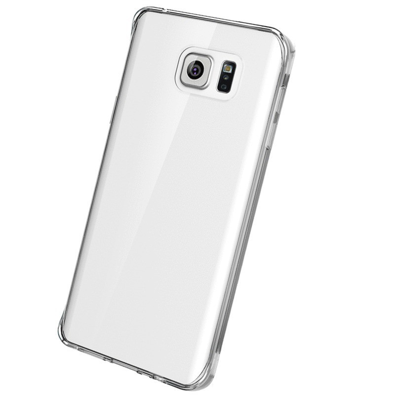 Купить TPU+PC чехол Rock Pure Series для Samsung Galaxy S6 Edge Plus за 307 грн