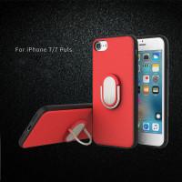Купить TPU+PC чехол Rock Ring Holder Case M1 Series для Apple iPhone 7 / 8 (4.7 )
