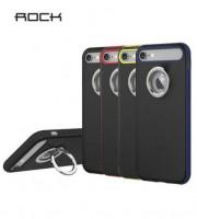 Купить TPU+PC чехол Rock Ring Holder Case M2 Series для Apple iPhone 7 / 8 (4.7 )