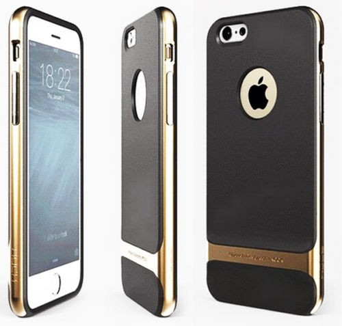 Купить TPU+PC чехол Rock Royce Series для Apple iPhone 5/5S/SE за 299 грн