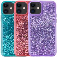 "TPU+PC чехол Sparkle (glitter) для Apple iPhone 11 (6.1"")"