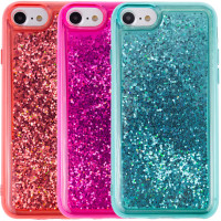 TPU+PC чехол Sparkle (glitter) для Apple iPhone 7 (4.7'')