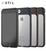 Купить TPU+PC чехол STIL Monokini Series для Apple iPhone 7 / 8 (4.7 )