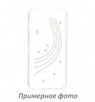 TPU+PC чехол Unique со стразами для Samsung Galaxy S9
