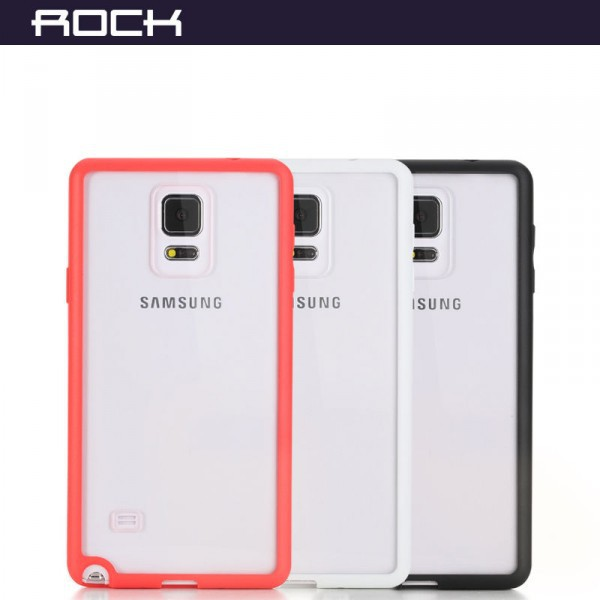 Купить TPU+PC чехол Rock Enchanting Series для Samsung N910H Galaxy Note 4 за 252 грн