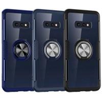 TPU+PC чехол Deen CrystalRing for Magnet (opp) для Samsung Galaxy S10e