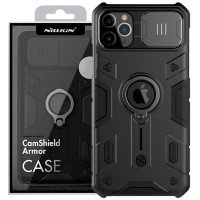"TPU+PC чехол Nillkin CamShield Armor (шторка на камеру) для Apple iPhone 11 Pro Max (6.5"")"