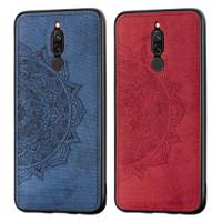 TPU+Textile чехол Mandala с 3D тиснением для Xiaomi Redmi 8