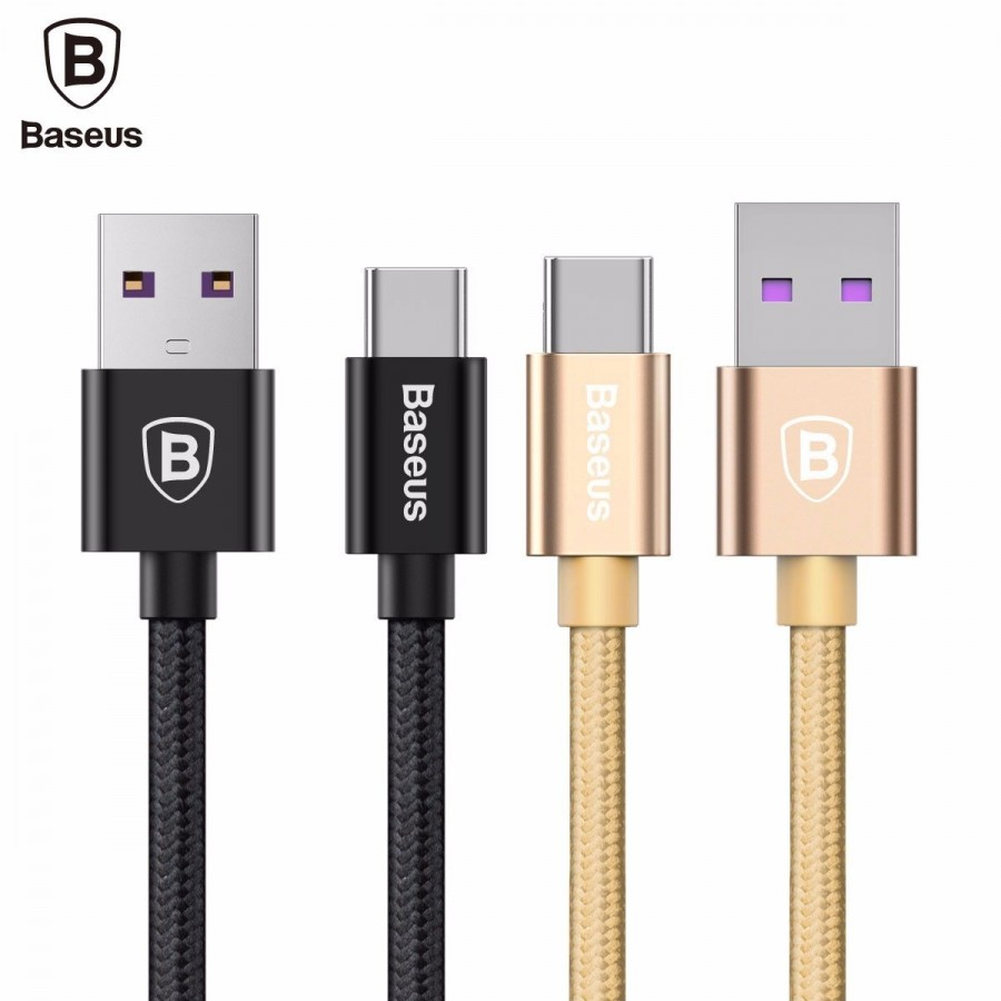 Дата кабель Baseus Speed QC USB to Type-C (5A/1m)