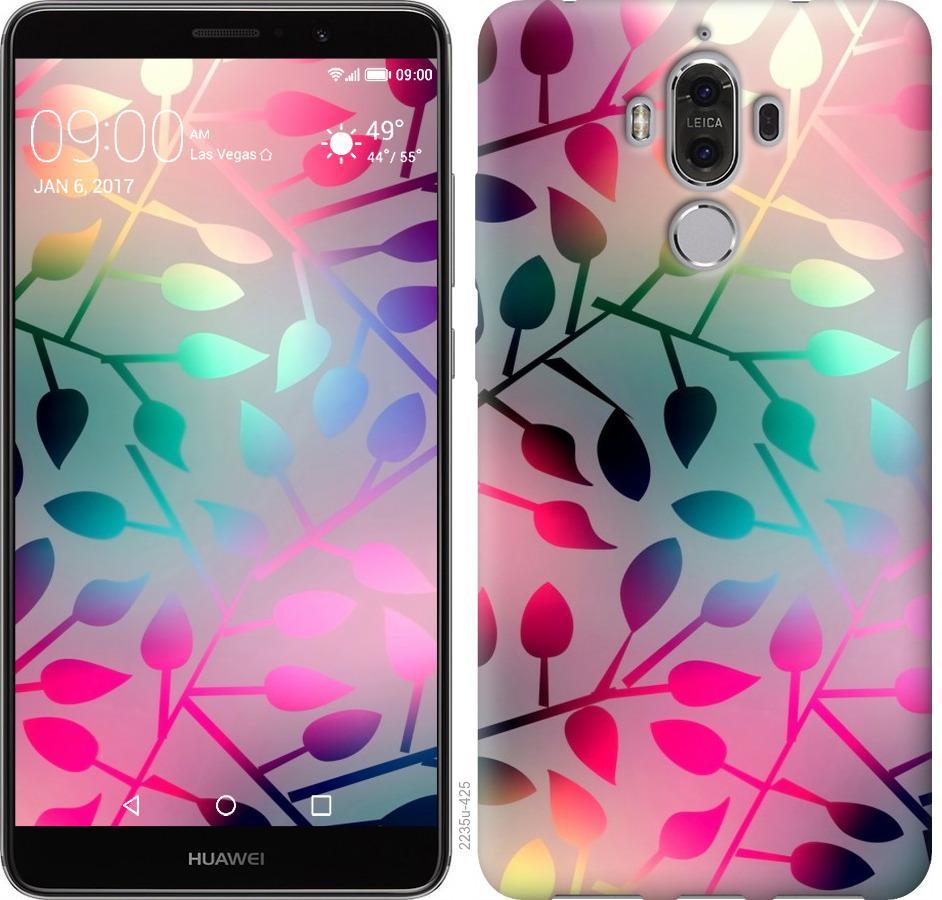 Чохол на Huawei Mate 9  Листя