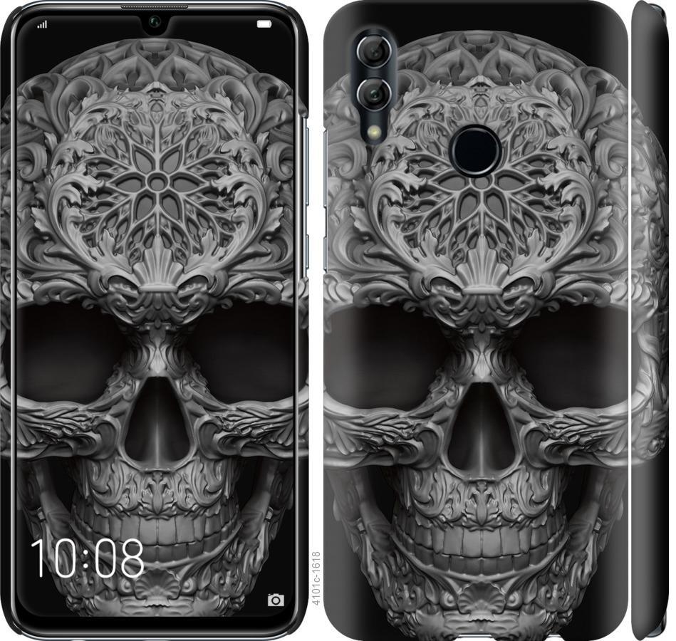 Чохол на Huawei Honor 10 Lite skull-ornament