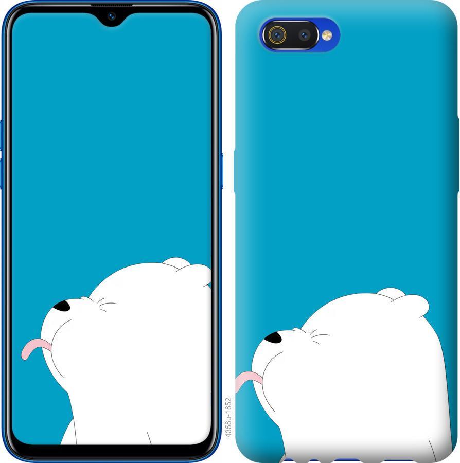 Чехол на Realme C2 Мишка 1