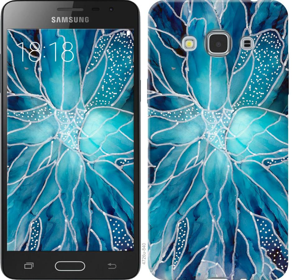 Чехол на Samsung Galaxy J3 Pro чернило