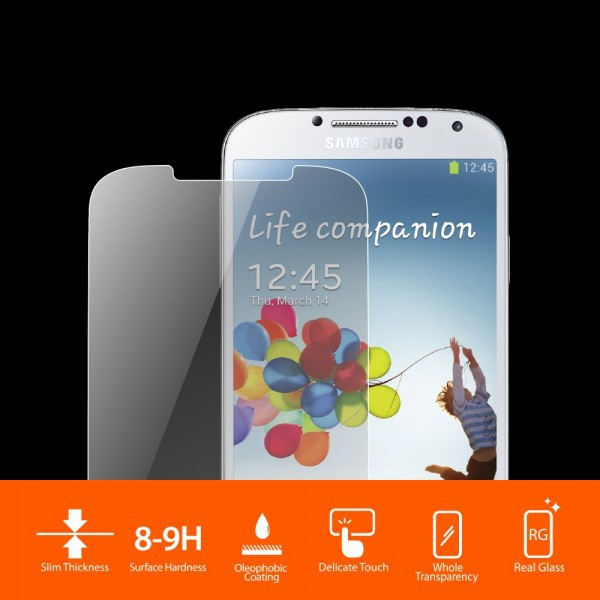 SGP Screen Protector GLAS.tR SLIM Premium Tempered Glass Series для Samsung i9500 Galaxy S4 в магазине itsell.ua