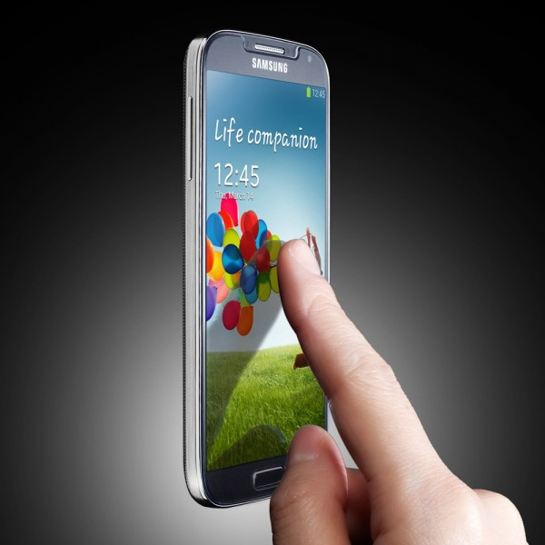 SGP Screen Protector GLAS.tR SLIM Premium Tempered Glass Series для Samsung i9500 Galaxy S4 на itsell.ua
