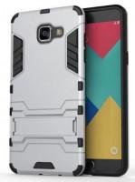 Ударопрочный чехол-подставка Transformer для Samsung A310F Galaxy A3 (2016) с мощной защитой корпуса