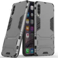 Ударопрочный чехол-подставка Transformer для Samsung Galaxy A50/ A50s/ A30s с мощной защитой корпуса