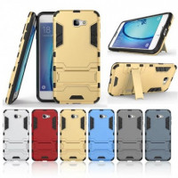 Купить Ударопрочный чехол-подставка Transformer для Samsung G610F Galaxy J7 Prime с мощной защитой корпуса, Epik