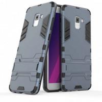 Ударостійкий чохол-підставка Transformer для Samsung Galaxy A8+ (2018) (A730)