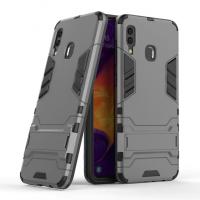 Ударостійкий чохол-підставка Transformer для Samsung Galaxy M20