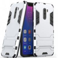 Ударопрочный чехол-подставка Transformer для Xiaomi Pocophone F2