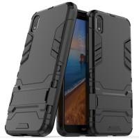 Ударопрочный чехол-подставка Transformer для Xiaomi Redmi 7A с мощной защитой корпуса