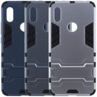 Ударопрочный чехол-подставка Transformer для Xiaomi Redmi S2 с мощной защитой корпуса