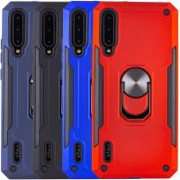 Ударопрочный чехол SG Ring Color магнитный держатель для Xiaomi Mi A3