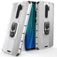 Ударопрочный чехол Transformer Alita под магнитный держатель для Xiaomi Redmi Note 8 Pro