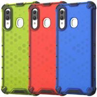 Ударопрочный чехол Honeycomb для Samsung Galaxy A20 (A205F)