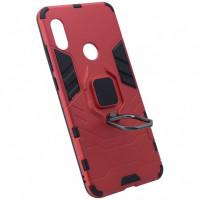 Ударостійкий чохол Transformer Ring for Magnet для для Xiaomi Redmi Note 5 Pro / Note 5 (AI Dual Camera)