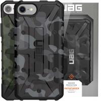 Ударопрочный чехол UAG Pathfinder камуфляж для Apple iPhone 7 (4.7'')