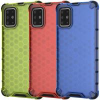 Ударопрочный чехол Honeycomb для Samsung Galaxy A51