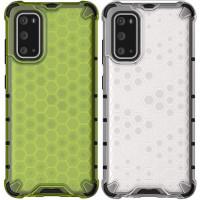 Ударопрочный чехол Honeycomb для Samsung Galaxy S20