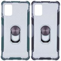 Ударопрочный чехол Honeycomb Ring для Samsung Galaxy A71