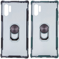 Ударопрочный чехол Honeycomb Ring для Samsung Galaxy Note 10 Plus