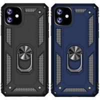 """Ударопрочный чехол Serge Ring магнитный держатель для Apple iPhone 11 (6.1"""")"""