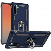 Ударопрочный чехол Serge Ring магнитный держатель для Samsung Galaxy Note 10