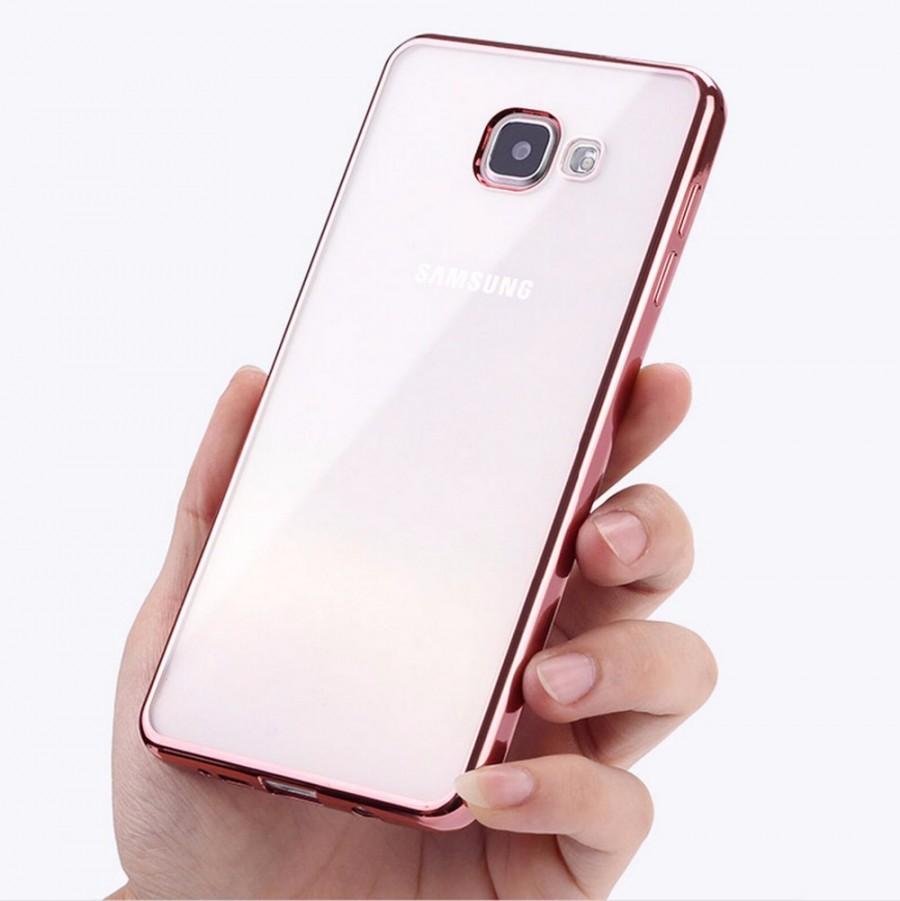 Чехол Samsung Galaxy A7 2016 InterStep Crab White HCB-SAGA716K-NP1103O-K100