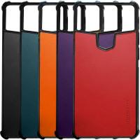 Универсальный TPU чехол Colour с усиленными углами 5.3-5.6