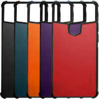 Универсальный TPU чехол Colour с усиленными углами 6.3-6.5
