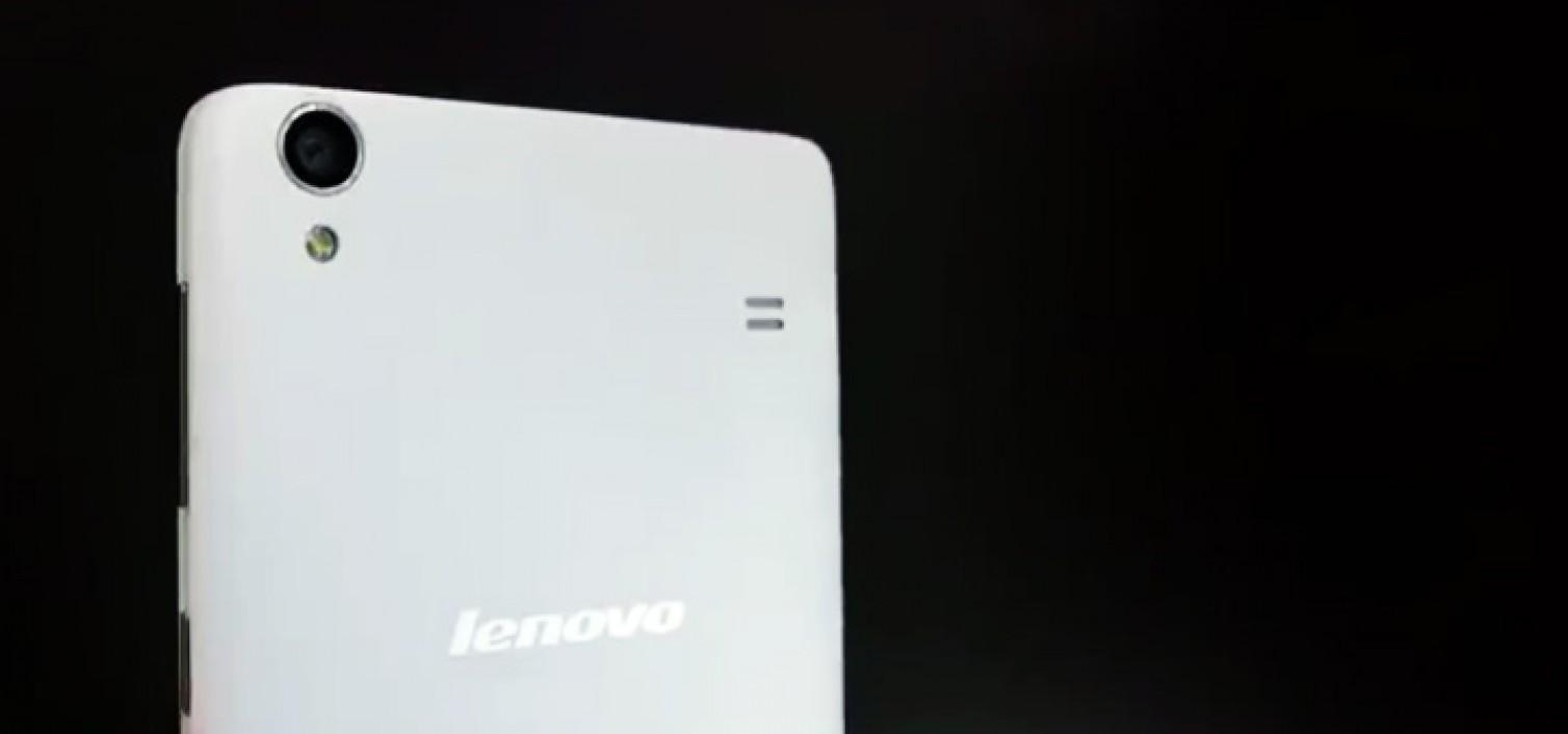 камера Lenovo Note 8