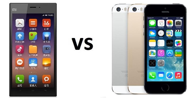 Xiaomi или Apple