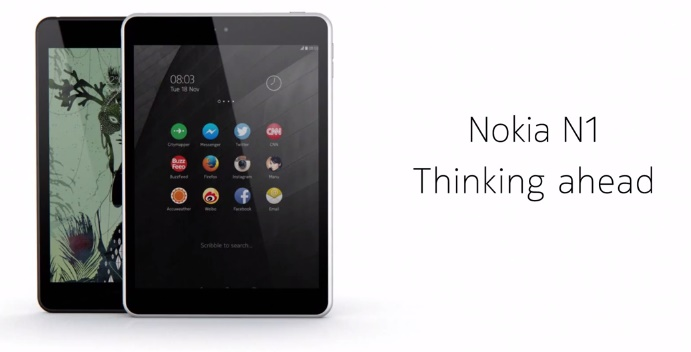 Nokia N1 в продаже