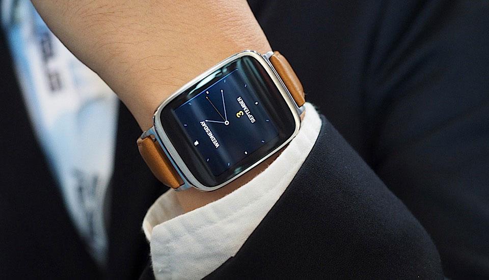 обзор ZenWatch часов