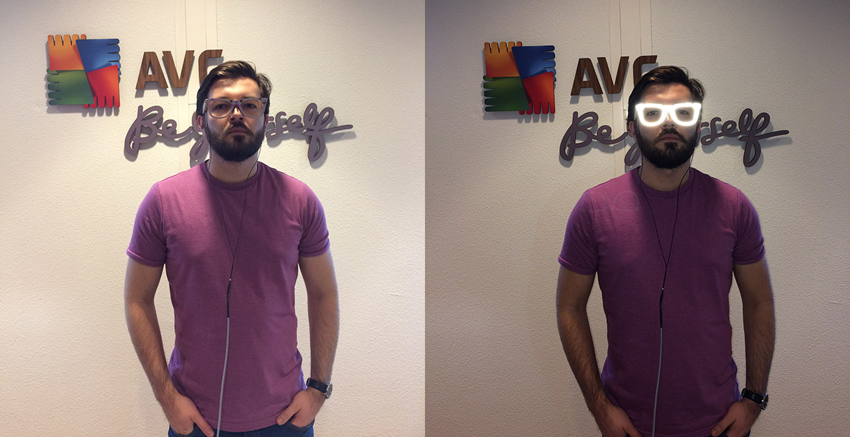 AVG очки