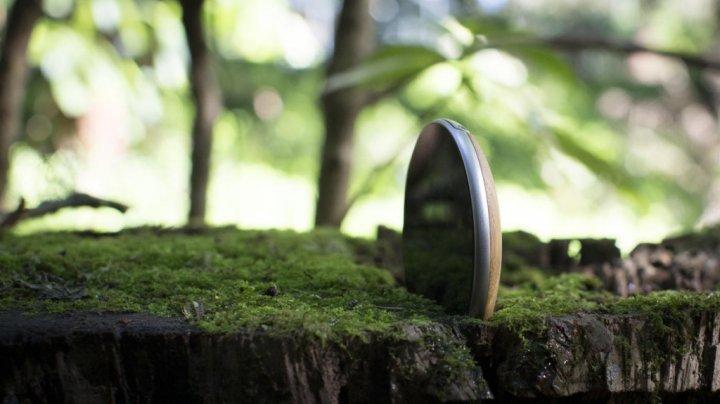 деревянный смартфон Runcible