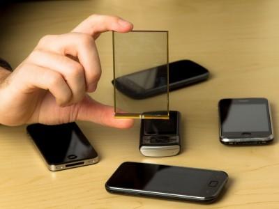 телефон на солнечной батареи